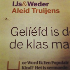 Example of vowel emphasis (LettError) Tags: jacute typography character dutch language type typedesign typemedia