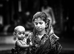 Just You & Me ..... (mithila909) Tags: women love emotion streetphotography