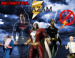 What I Want To See In Shazam (AntMan3001) Tags: what i want to see in shazam