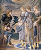 The Perseus Series: Perseus and the Sea Nymphs by Sir Edward Copley Burne-Jones, (greta_g) Tags: burnejones perseus