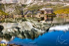 IMG_20160825_C700D_026HDR.jpg (Samoht2014) Tags: bergsee kapelle landschaft schwarzsee spiegelung wasser zermatt wallis schweiz