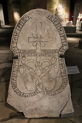 Rune stone in Visby museum (ec1jack) Tags: runestone visby gotland museum sweden rune stone ec1jack kierankelly canoneos600d august september 2016 summer europe scandinavia
