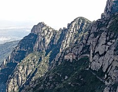 Santa Cova, Montserrat, Spain (OSChris) Tags: montserrat santacova spain monastery