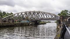 BARTON ROAD BRIDGE (I.K.Brunel) Tags: eccles england unitedkingdom bartonroadbridge manchestershipcanal