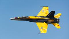F-18 Rocket (Ben_Senior) Tags: trenton ontario canada quinte quinteairshow quinteinternationalairshow qias 2016 qias2016 airshow airbase cfbtrenton sky blue f18 f18a cf18 cf18a cf188 cf188a f18hornet fighter fighterjet demo demonstration flyby bensenior nikon d7100 nikond7100 shine