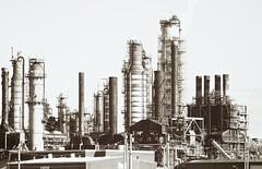 Mini Refinery (Mike.Geiger.ca (Myke)) Tags: boiler diesel energy fractionaldistillation fuel gas gazole heat newfoundmcat oil petrol refinery steam newfoundlandandlabrador canada