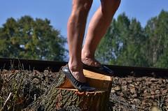 U trati (046) (Merman cviky) Tags: cviky pikoty gymnastic slippers gymnastikschuhe schlppchen turnschlppchen gym shoe gymnasticshoes gymnasticslippers zapatillas cvicky slipper tppeli gymnastiktoffel gymnastikslipper