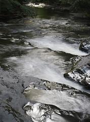 Silver Flow (nrg_crisis) Tags: dingmans creek poconos pennsylvania longexposure