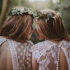 1-Immacle-Wedding-Dresses-Bohemian-Bride_Cool-Chic-Style-Fashion (Cool Chic Style Fashion) Tags: weddings bridal novias matrimonio abitodasposa sposa lacedress