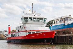 Forth Hope (gothick_matt) Tags: ship bristol harbour forthhope spiritofportsmouth harbourside floatingharbour places uk unitedkingdom