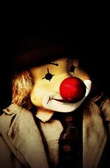 Clown. (lwts2000) Tags: art clown clowns 5200 digital nikon lwts2000 manniquin doll 1755mm surreal