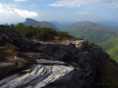 Linville Gorge, North Carolina (Lonnie Crotts) Tags: