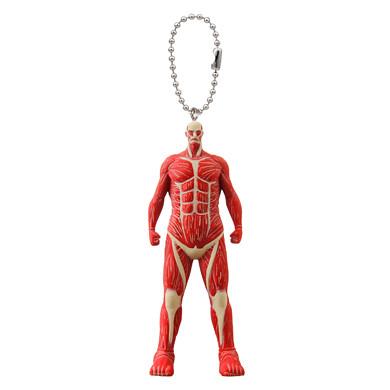 【復刻販售】「進擊的巨人」迷你公仔吊飾