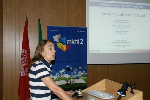 Conferencia Cristina García 2