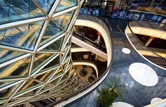MyZeil (klein0r Photography) Tags: abstract mall shopping design frankfurt main sigma galerie shoppingcenter 1020 zeil galery abstrakt ffm zeilgalerie d7000 myzeil klein0r aperture3 matthiaskleine kleinephoto