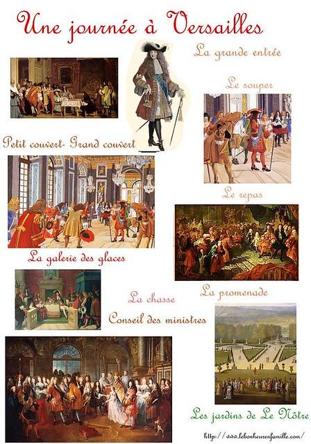 AAAAAAAAAAAAAAAUne journée à Versailles avec le roi Louis XIV