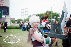 Riven (AllaN K H) Tags: toronto anime tree k japanese allan hotel nikon cosplay north center an double h congress convention legends tcc league riven d700 allankh akaytch
