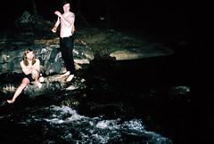brothers (Jacob Seaton) Tags: wet water rock stone drunk river stream whiskey rapids sullivan gunpowder austyn tylerdavis gunpowderstatefalls