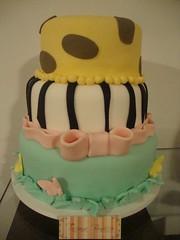 BOLO DECORADO (Atelier Tati Bonotto) Tags: cupcake bolos minibolos chocopop cakepop minipãodemel bolipops bolonopalito bolosdeaniversarios lembrncinhas