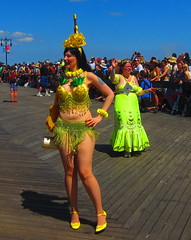 2012 Mermaid Parade (SHOTbySUSAN) Tags: nyc newyorkcity ny newyork brooklyn coneyisland manhattan parade bikini pineapple boardwalk gothamist mermaid mermaidparade coneyislandmermaidparade mermade shellbikini mermadeparade shotbysusan pineapplebra 2012mermaidparade