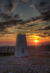 Summit Sunset (Aran Smithson) Tags: sunset lancashire summit preston blackpool fyldecoast baconfell
