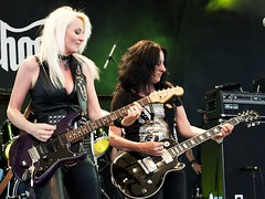 "Girlschool @ RockHard Festival 2012 • <a style=""font-size:0.8em;"" href=""http://www.flickr.com/photos/62284930@N02/7450020594/"" target=""_blank"">View on Flickr</a>"