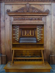 Saint-Claude organ (pierremarteau) Tags: organ jura franchecomt orgel orgue saintclaude