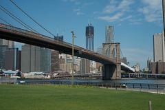dumbo  brooklyn (pspyro2009) Tags: nyc newyork brooklyn dumbo fujifilm brooklynusa xpro1