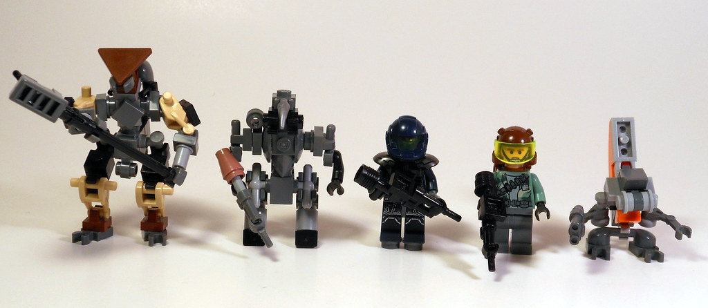 The world 39 s best photos of brute and covenant flickr - Lego spartan halo ...