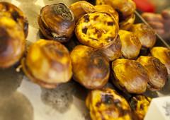 Pasties De Belem (Luminor) Tags: travel food colour portugal de nikon bokeh lisbon egg belem tarts pasties foodie d700
