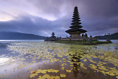 The Holy Temple of Ulun Danu Bratan (Pandu Adnyana (thanks for 100K views)) Tags: bali lake indonesia temple hindu bratan ulundanu subak
