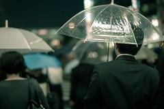 (laffaff) Tags: street leica city travel urban man cold green rain japan ni