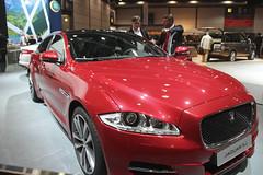 AMI 2012 Leipzig - Jaguar XJ (www.nbfotos.de) Tags: auto car leipzig ami jaguar messe 2012 xj automobil