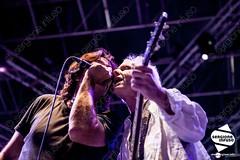 Ray Manzarek & Robby Krieger of The Doors - Milano City Sound 2012 @ Ippodromo del Galoppo, Milano - 8 luglio 2012 (sergione infuso) Tags: music live milano hardrock rockandroll jimmorrison thedoors voxcontinental raymanzarek bluesrock aor lawoman robbykrieger acidrock tydennis philchen davebrock ippodromodelgaloppo manczarek rockpsichedelico milanocitysound2012 8luglio2012 raymanzarekrobbykriegerofthedoors raymonddanielmanzarek robertalankrieger rhodespianobass
