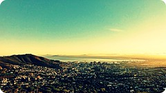 Summer in the City (whats_ur_flava2000) Tags: city light love sunrise cityscape shine capetown kapstadt summerinthecity