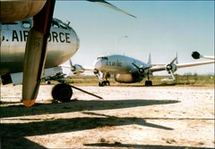 CONNIE (Norfolkboy1) Tags: arizona usa tucson pentaxmesuper pimaairspacemuseum 530554 lockheedconstellationrc121d