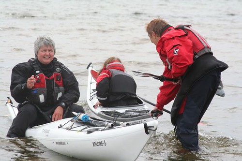 Scottish Womens Sea Kayaking 36