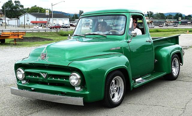 ford truck pickup f100 1953 dok1 1953fordpickup piketonparts