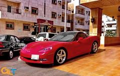 Chevrolet Corvette C6 Jeddah by Yasser Helmy GoldenLion (@GLTSA Over a million views) Tags: chevrolet by jeddah corvette c6 yasser helmy سيارة goldenlion سيارات السعودية جدة
