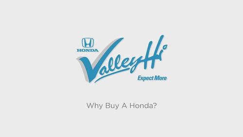 Valley Hi Honda: Why Buy A Honda? - a photo on Flickriver