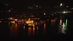 La descrizione d'un attimo... (Luca131313) Tags: panorama lago gold nikon acqua riflessi oro isola lagodorta sangiulio ortasangiulio d5100 nikond5100 luca131313