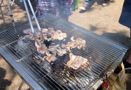 20120729お台場bbq〜pork