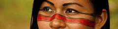Indian woman - ndia (Ilan Ejzykowicz) Tags: woman face painting indian brazilian indien hint indus hindi indiano indianer ind hindistan   injun indiangirl indisch ndia indisk indiai tupi indijos  tupinamba  indiese intialainen   indyjski  pinturaindgena indijanac n indianeyes  indiyano  paintingindian   brazilianindiangirl   indijas eyeindian indianpaintingface olhosdeumandia brasilianindianfemale      brazilianindianfemale