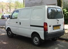 Suzuki Carry Van FD 1.3 27-9-2001 31-VZ-DP (Fuego 81) Tags: 2001 dodge suzuki van v8 carry bestelwagen grijskenteken 31vzdp