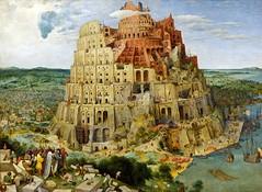 Turmbau zu Babel - Pieter Bruegel 1563 (rpi-virtuell) Tags: babel towerofbabel bruegel turmbau