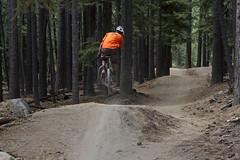 Corral Trail Rebuilding (TAMBA Tahoe) Tags: california mountain lake bike work rocks ride south tahoe trail volunteer build jumps corral tamba