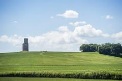 Folly in a Landscape (stevedewey2000) Tags: landscapes landscape dorset folly tower countryside rural structure summer blue green hortontower observatory minolta100200 32