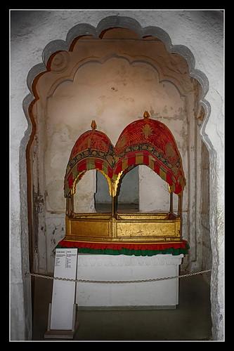 Jodhpur IND - Mehrangarh Fort - Hathi Howdah 02