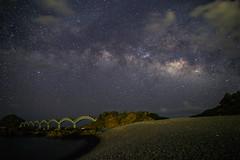 Galaxy, Taitung, Taiwan _IMG_2223 (Len) Tags:     bridge taiwan taitung    eastcoast   galaxy 6d landscape milkyway stars nuwalian              24lii ef24mmf14liiusm