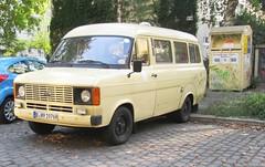 Ford Transit (larssimon) Tags: berlin schneberg kantensteinlegenden fordtransit2generation